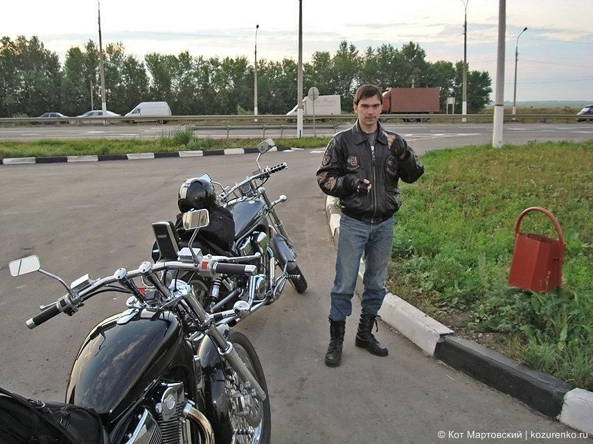 порно сначала на мотоцикле потом в самолёте