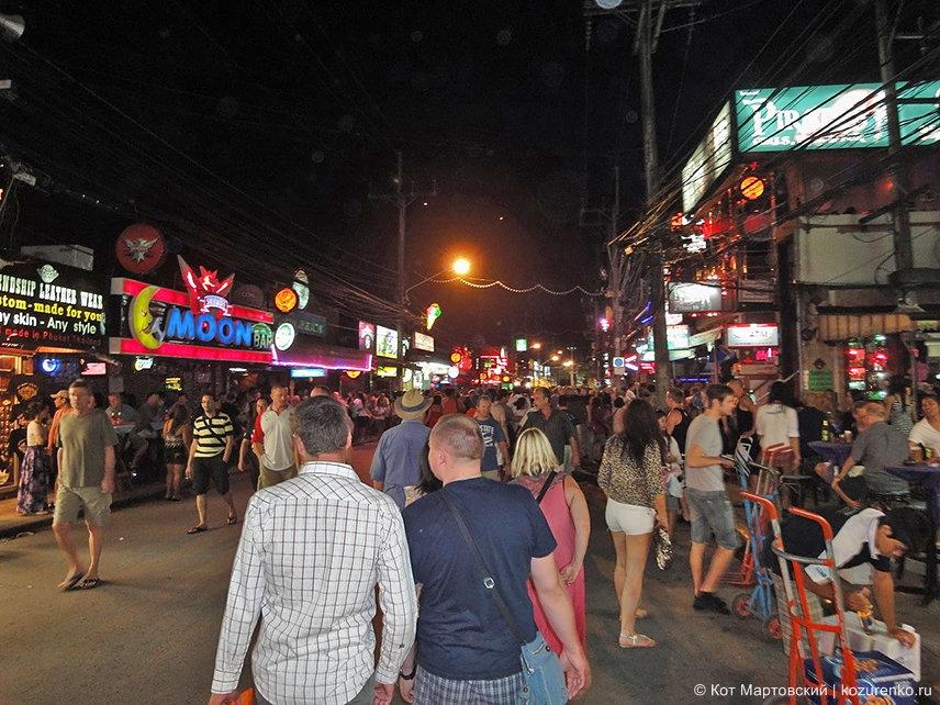 Таиланд, остров Пхукет