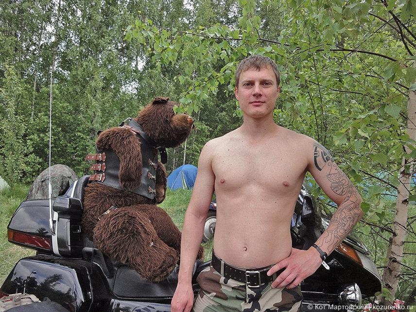 Медвежий угол у Черных медведей