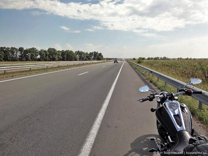 Москва - Одесса на мотоциклах