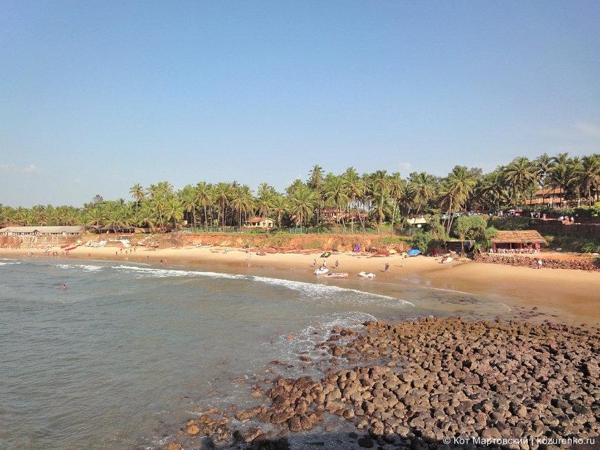 Пляж Синкерим