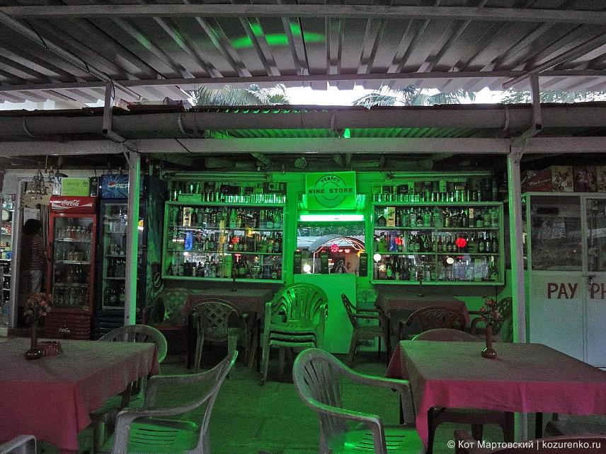 Алкоголь в ГОА, Индия