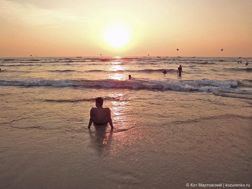 Пляж Бага