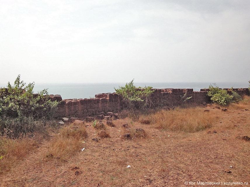 Форт Чапора