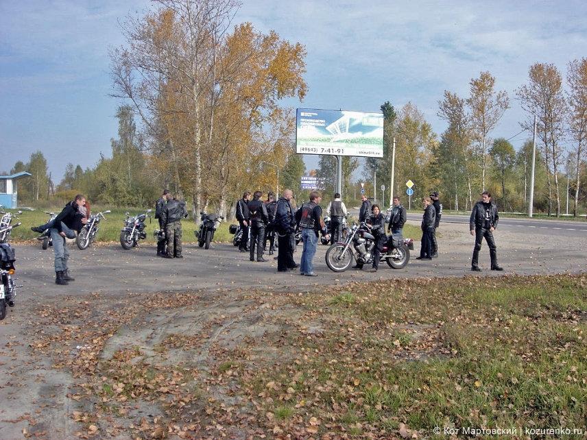 Мотоциклов становится все больше