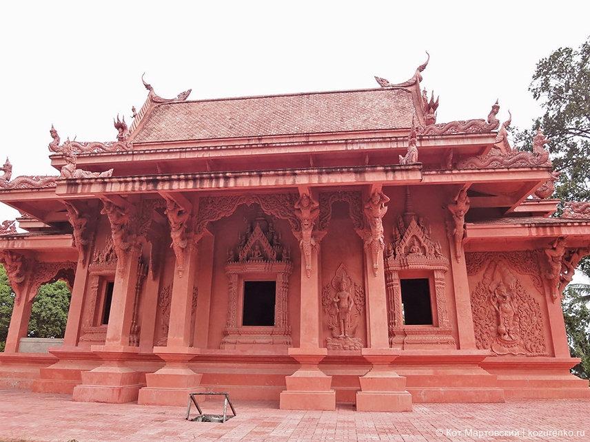 Архитектура буддистскогохрама