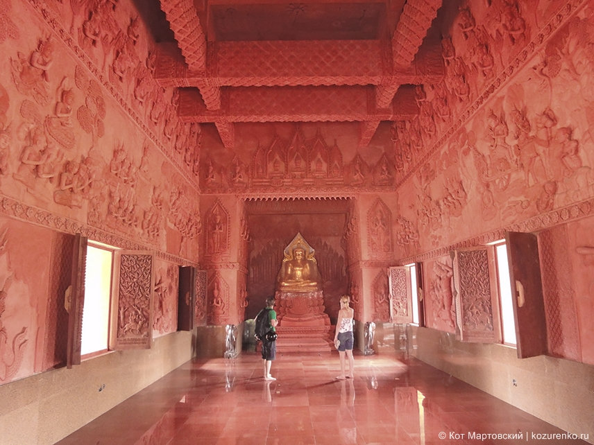 Архитектура буддистского храма