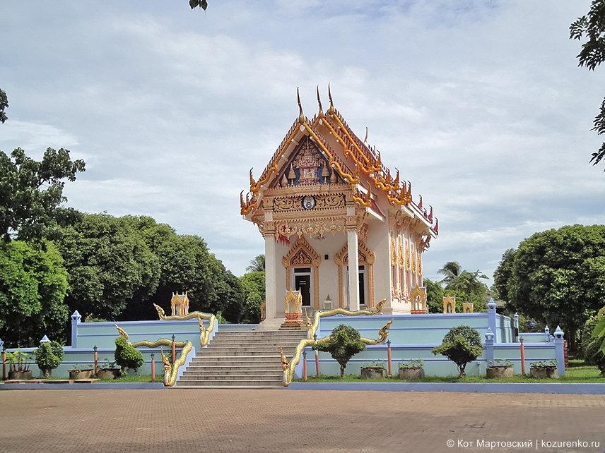 Храм буддистов