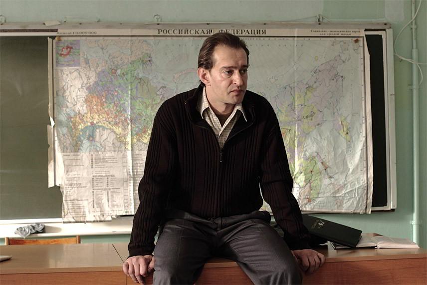 Виктор Служкин (Константин Хабенский)