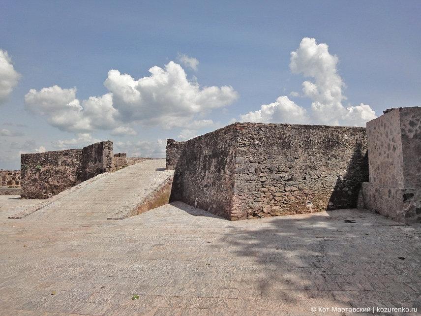 Наблюдательная площадка форта