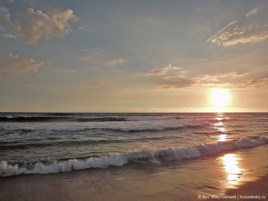 Шри-Ланка: море и солнце
