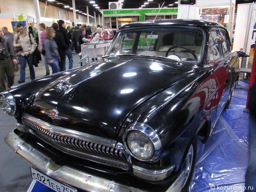 ГАЗ-21 черный