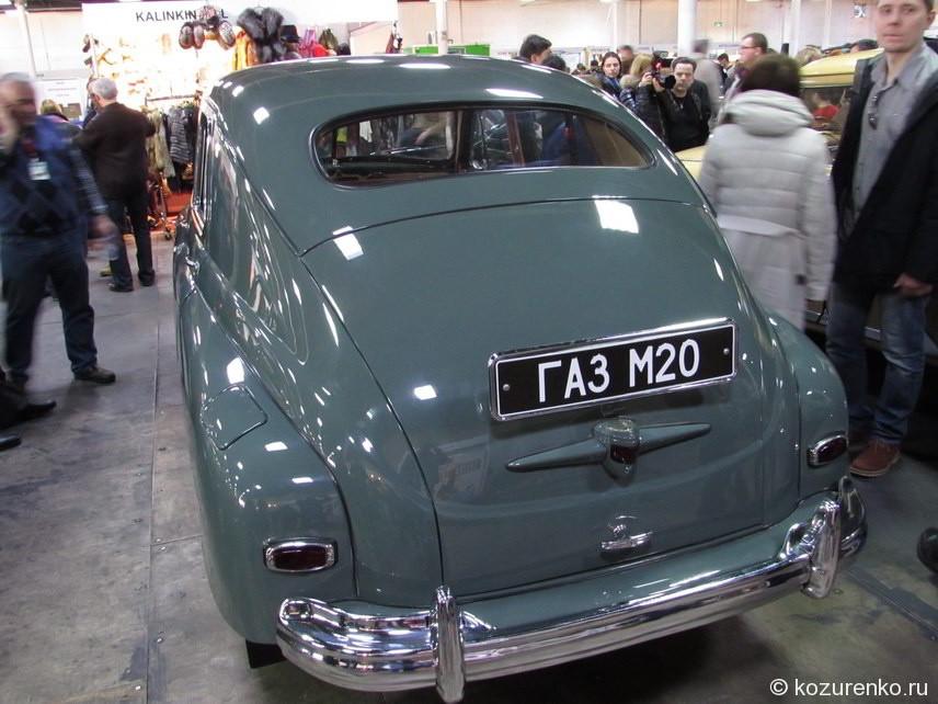 ГАЗ М-20