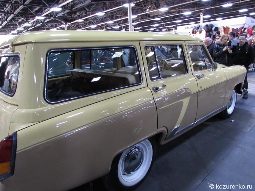 ГАЗ М-20 универсал