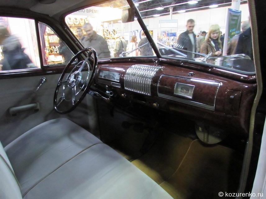 Buick салон