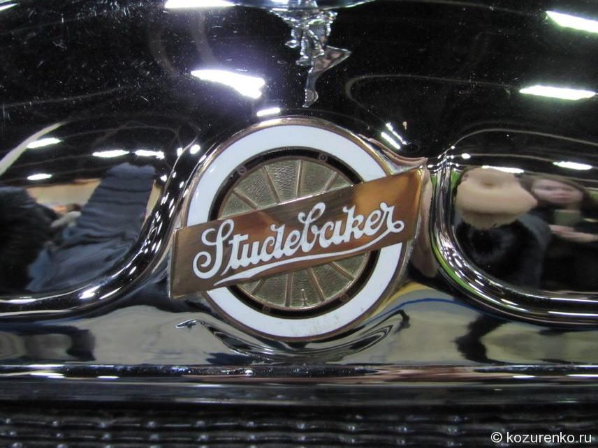 Эмблема Studebaker