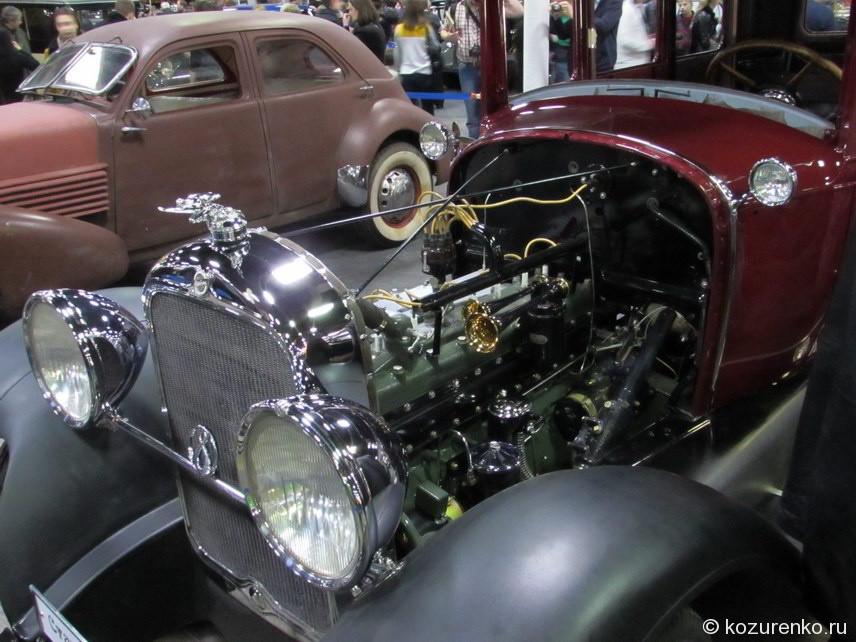 Мотор Studebaker