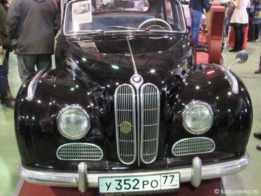 Старинная BMW