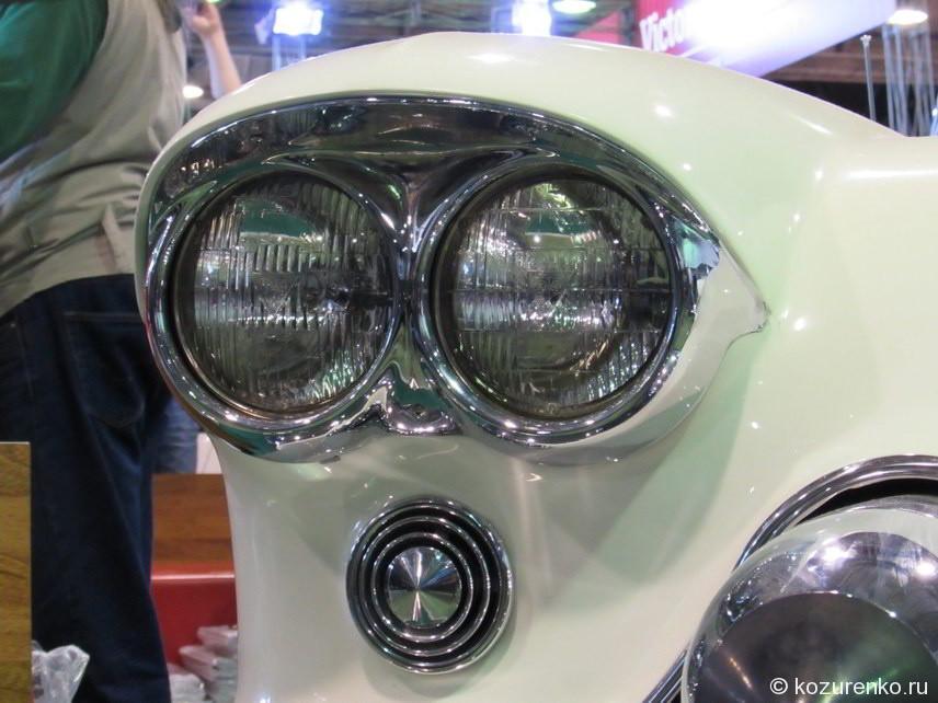 Фара Cadillac Eldorado