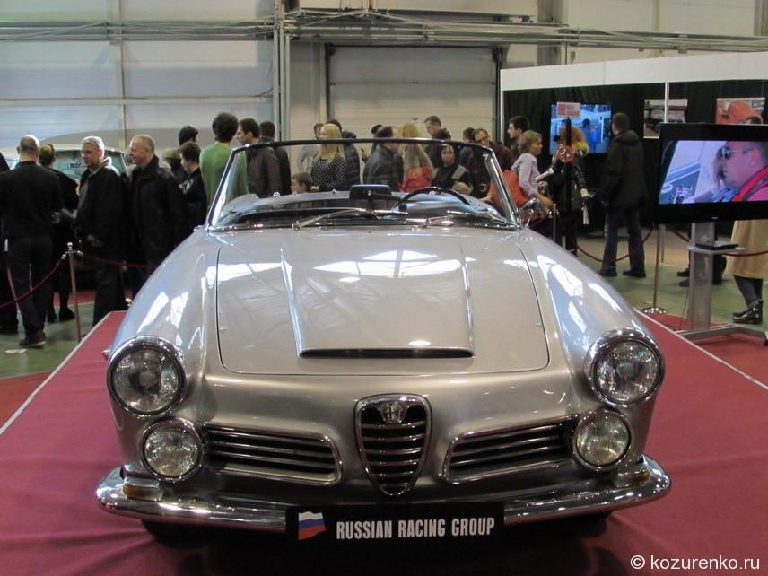 Спортивный Alfa Romeo