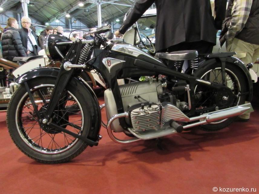 Zundapp K800 1933 года