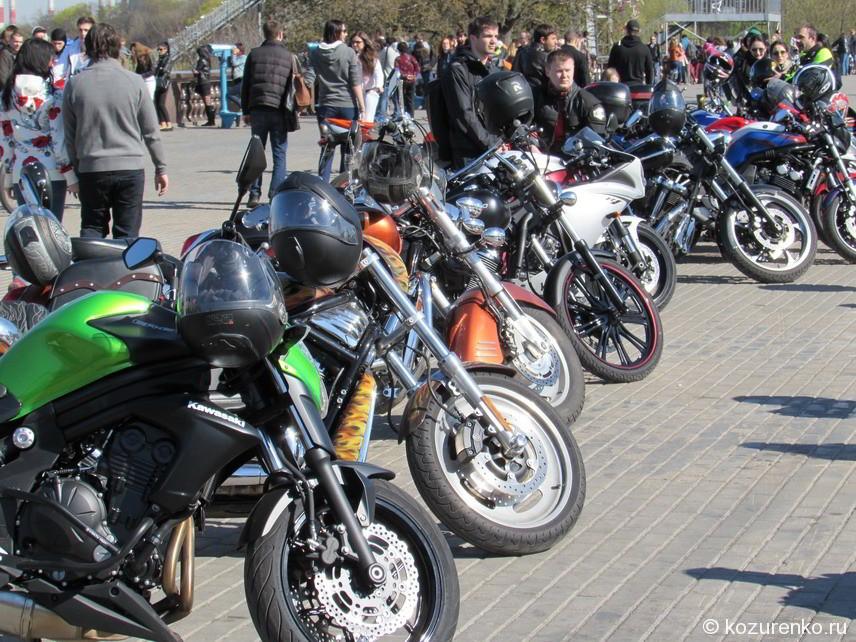 Выставка достижений мотоциклетного хозяйства