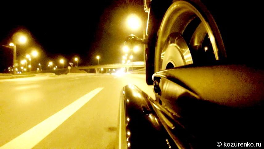 Заднее колесо и тормозной диск Yamaha Raider