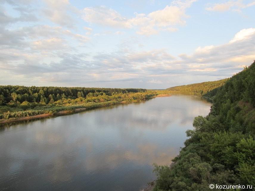 Река Ветлуга. Нижегородская область