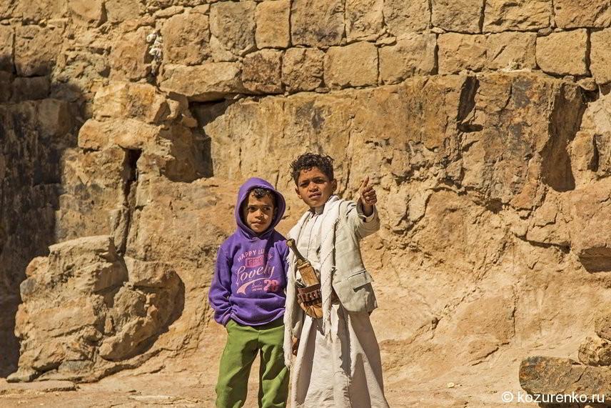 Маленькие жители трущоб