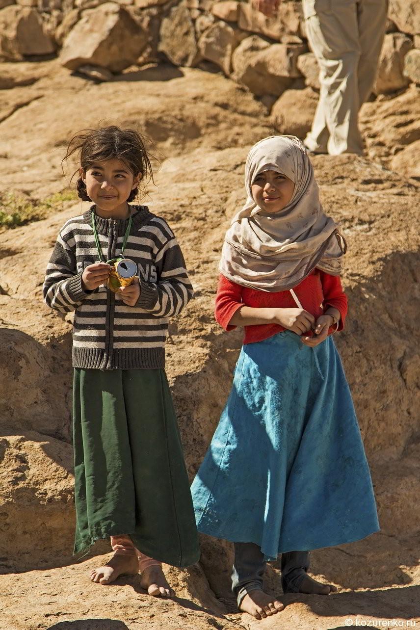 Арабские девочки