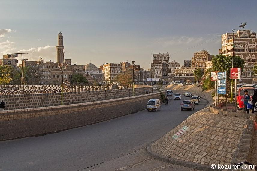 Санаа, Йемен