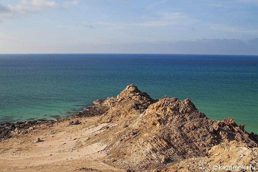 Море в Детвахе