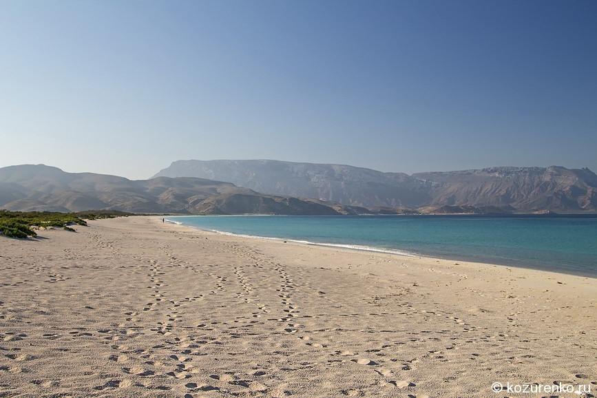 Пляж в Шуабе