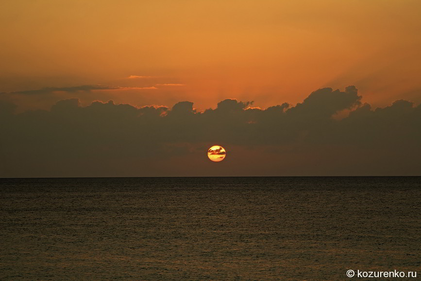 Еще один закат в Шуабе