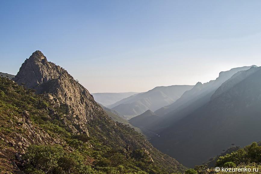 Горы Сокотры