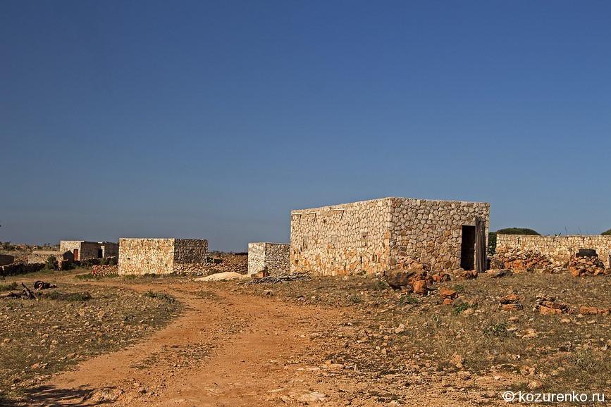 Большая горная деревня около 80 жителей