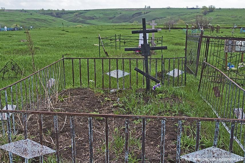 Разрытые могилы