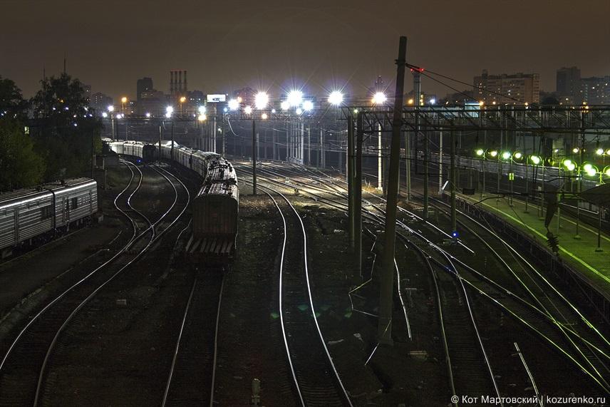 Станция Москва-3