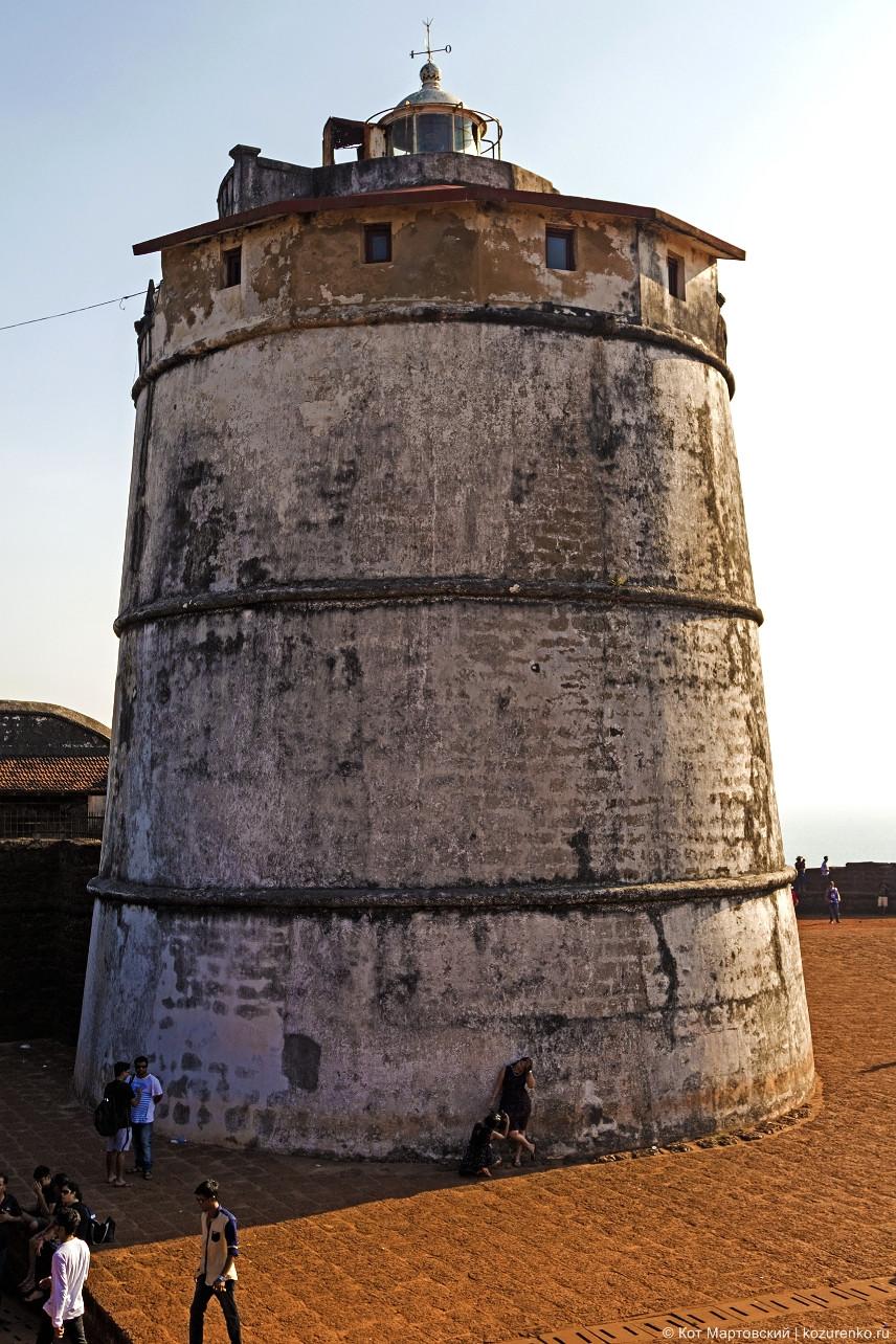 Наблюдательная башня