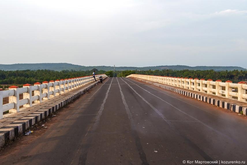 Мост Аронда Киранпани