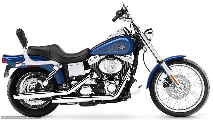 Harley Davidson FXDWGI Dyna Wide Glide 2005